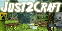 Just2Craft.fr - Multi-jeux - PvP - Survival - SkyBlock - Rust